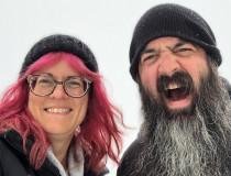 Laura Nunemaker & Kevin Miller, Vegan RV